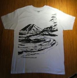 !!!師匠Tシャツ2