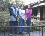 年賀状用の写真撮影20091226