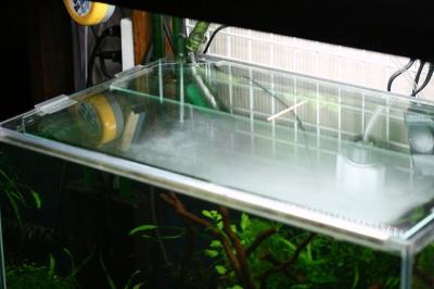 45cmのガラス蓋
