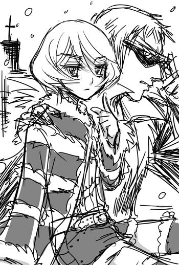 アリアとジュノー
