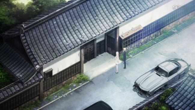Fate/Zero #12 聖杯の招き