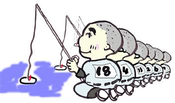 釣り のコピー