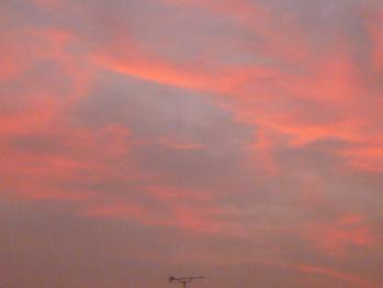 2010.9.22朝焼け