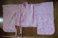 2部式浴衣上衣