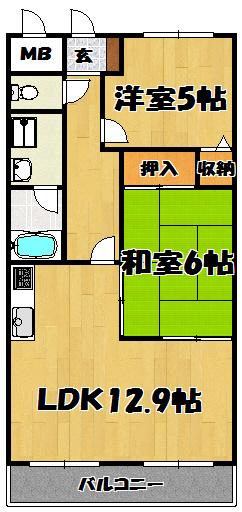 サニークレスト忠3B(2L)