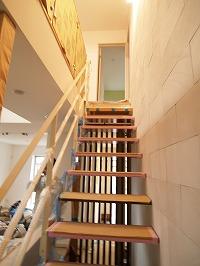 堺市の階段