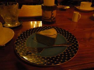 本日のオススメのケーキ