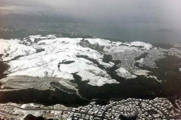 Wellington snow