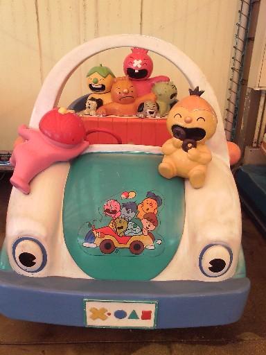 福岡市動物園・遊戯施設の車