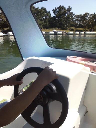 海中公園・ボート2