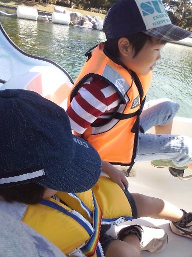 海中公園・ボート3
