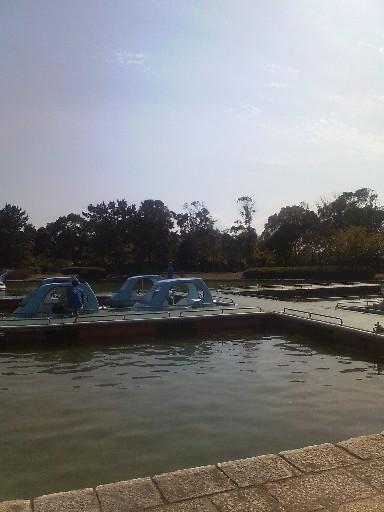 海中公園・ボート1