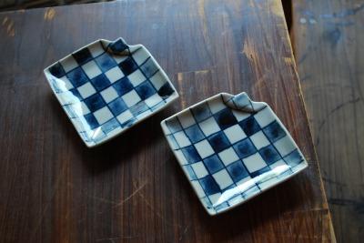 折り紙市松