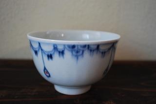瓔珞紋飯碗
