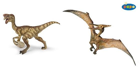 papos oviraptor  Pteranodon