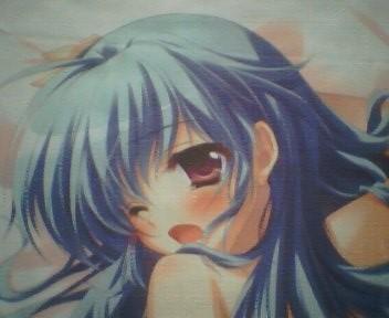 和泉つばす『ましろ色シンフォニー』桜乃の両面エッチな抱き枕カバー