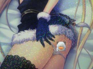 リシア「甘えさせてくれ」抱き枕カバー表側? 特製ピクチャープレート画像