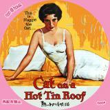 熱いトタン屋根の猫-4