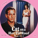 熱いトタン屋根の猫-2
