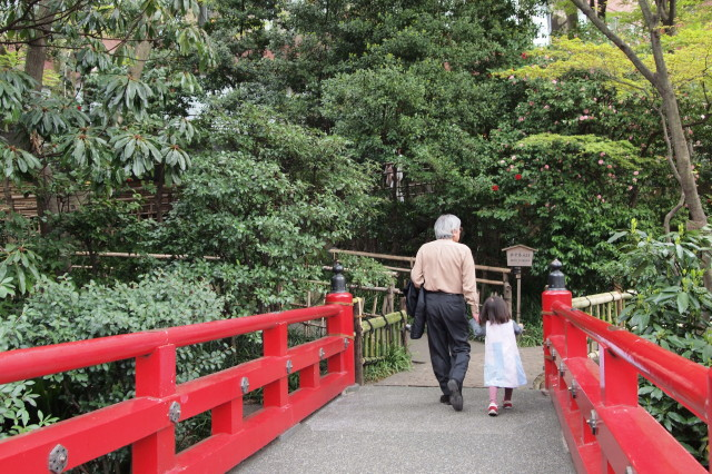 おじいちゃんとモゾコ
