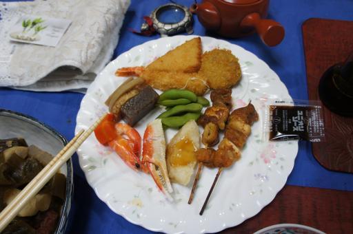 八幡さんのお料理