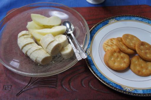 7日 朝食