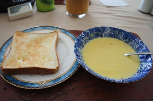 カボチャスープ3