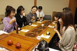 湯浅先生のお茶会3