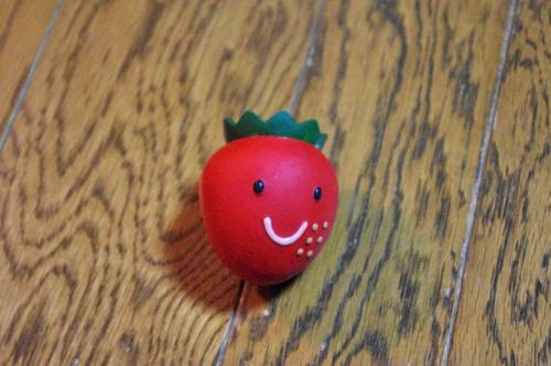 長持ちイチゴちゃん