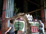 straw hoop
