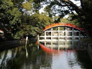 リニューアル太鼓橋