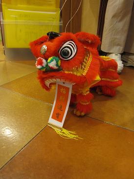 中国獅子1001301