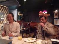 g村山義光氏とトナカイさん