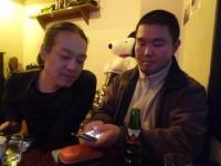 g村山義光氏と二番弟子さん