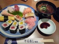 【千石寿司】のにぎり寿司