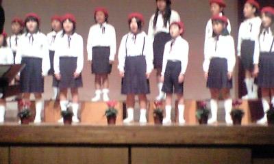 091213飯能少年少女合唱団定期公演2