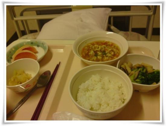塩分制限の食事