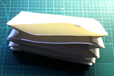 型紙組み立て04