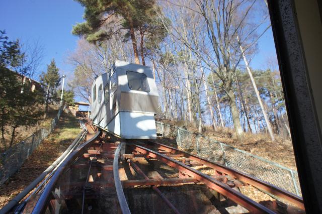 菱野温泉電車