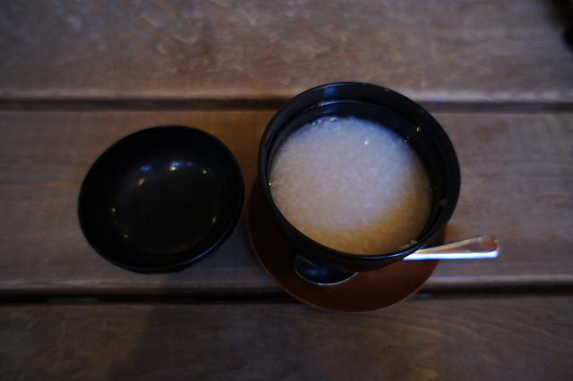 菱野温泉甘酒