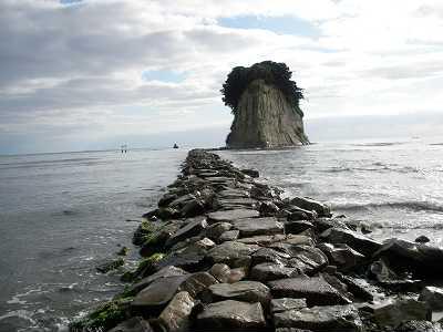 見附島(珠洲市)