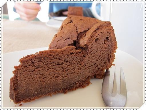 チョコケーキ 2012