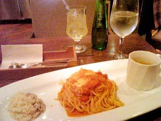 STYLE'S GOOD FOOD SERVICE 生パスタ(モッツァレラチーズと特製トマトソースのパスタ)