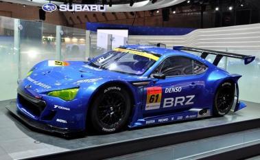スバルBRZ-GT300仕様
