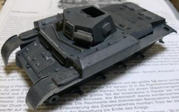 Ⅱ号火炎放射戦車フラミンゴ