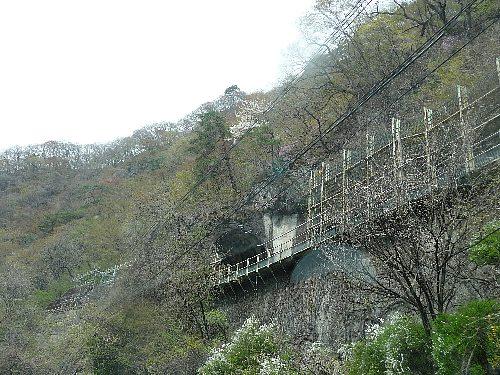 JR長野原線にある日本一短いトンネル