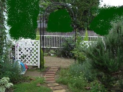 ガーデン アーチ