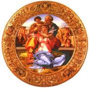 聖家族 ミケランジェロ