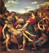 キリストの埋葬 ラファエロ