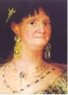 Mariacute;a Luisa de Parma Goya